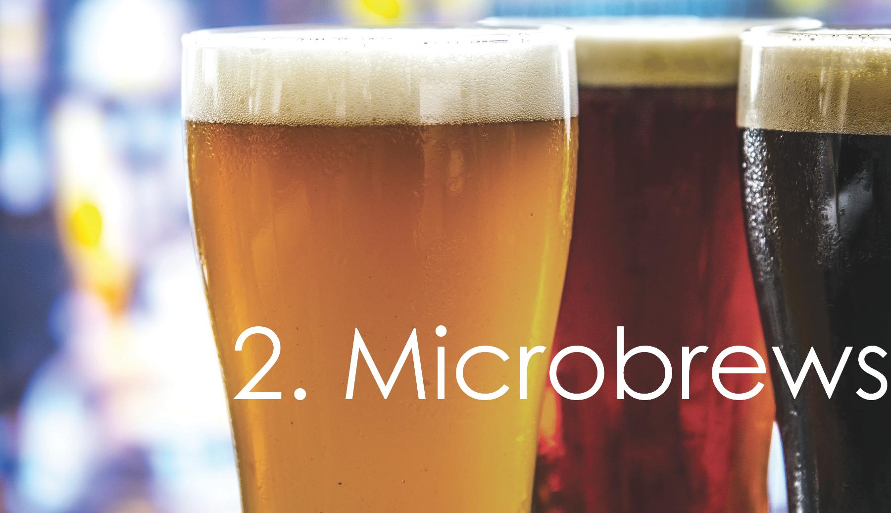 2 mircrobrew